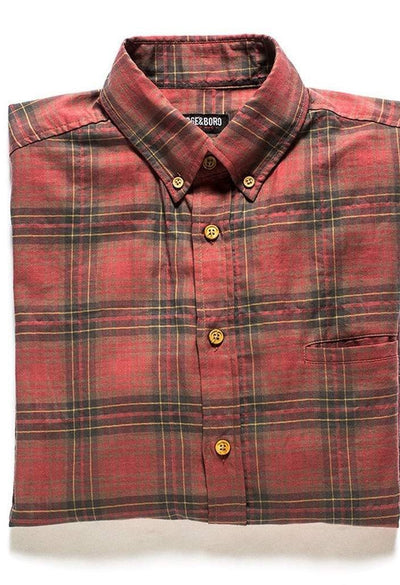 All Year Plaid Button Down-Men - Apparel - Shirts - Oxfords-Bridge & Boro-S-Très Fancy