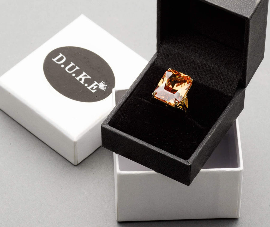 Angelina Crystal Ring-Women - Jewelry - Rings-DUKE n co-Très Fancy