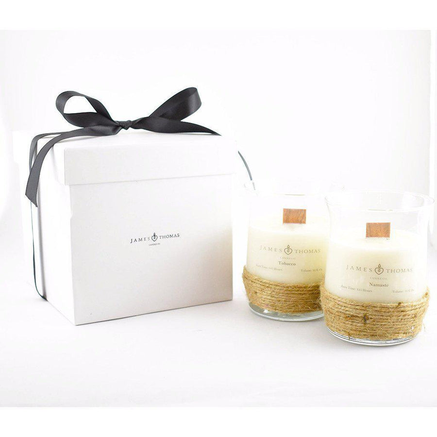 Apothecary Collection Wooden Wick Gift Set-Home - Candles-James Thomas Candle Co-Très Elite
