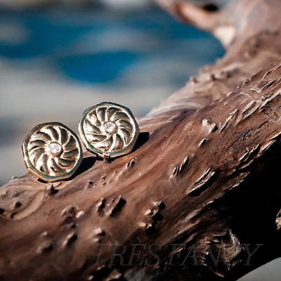 Aries earrings-Women - Jewelry - Earrings-BISJOUX-Très Fancy