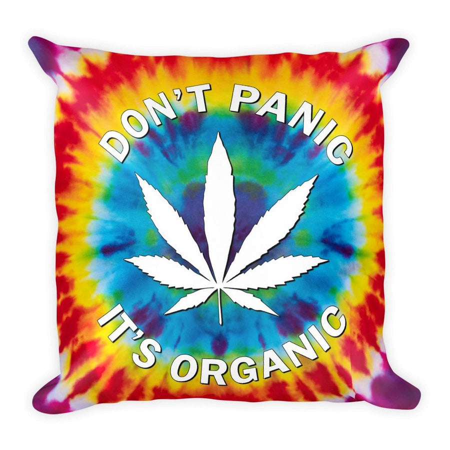 Organic Square Pillow-Home - Pillows & Throws-Hipster's Wonderland-Très Fancy