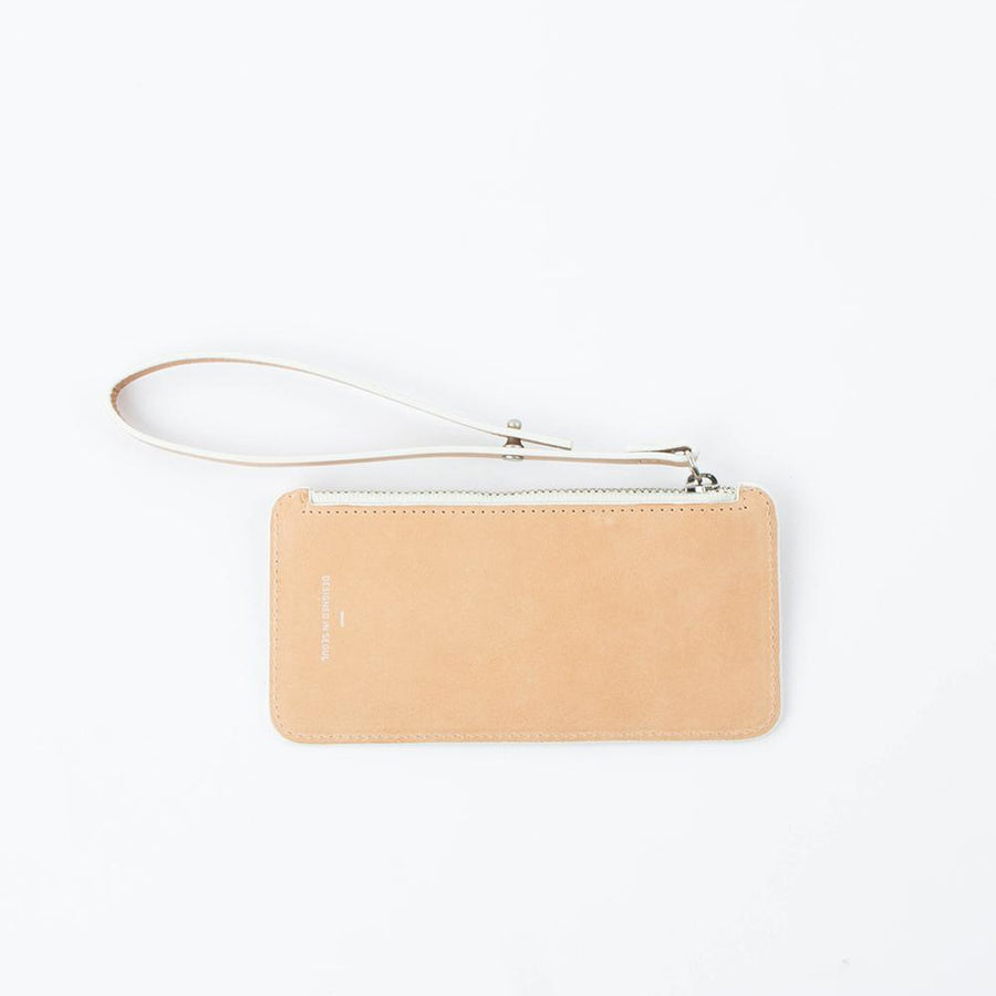 R WALLET 202 LEATHER NATURAL-Men - Accessories - Wallets & Small Goods-RAWROW-Très Fancy
