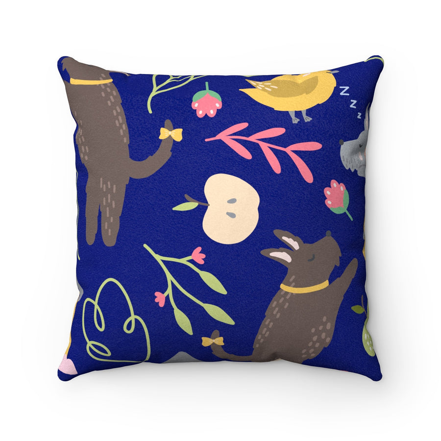 """Bear"" decorative cushion for Kids"