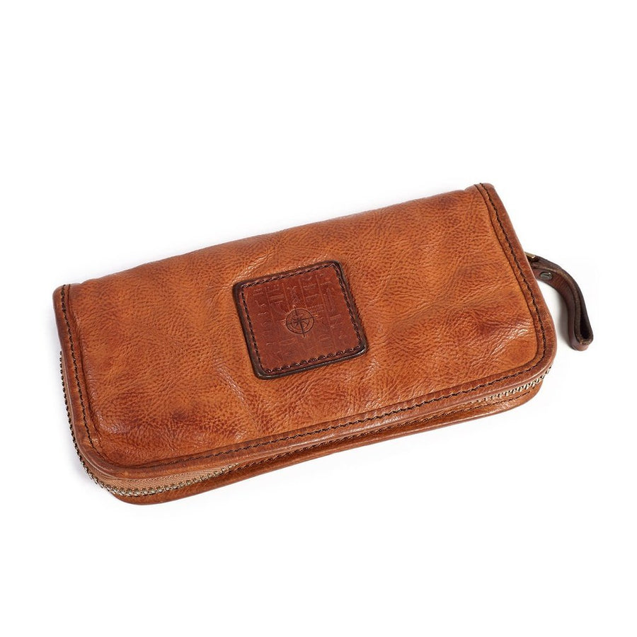Blackwood Leather Clutch