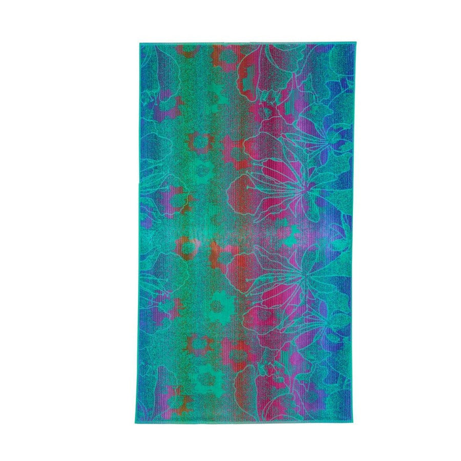 Blue Magic Beach Towel