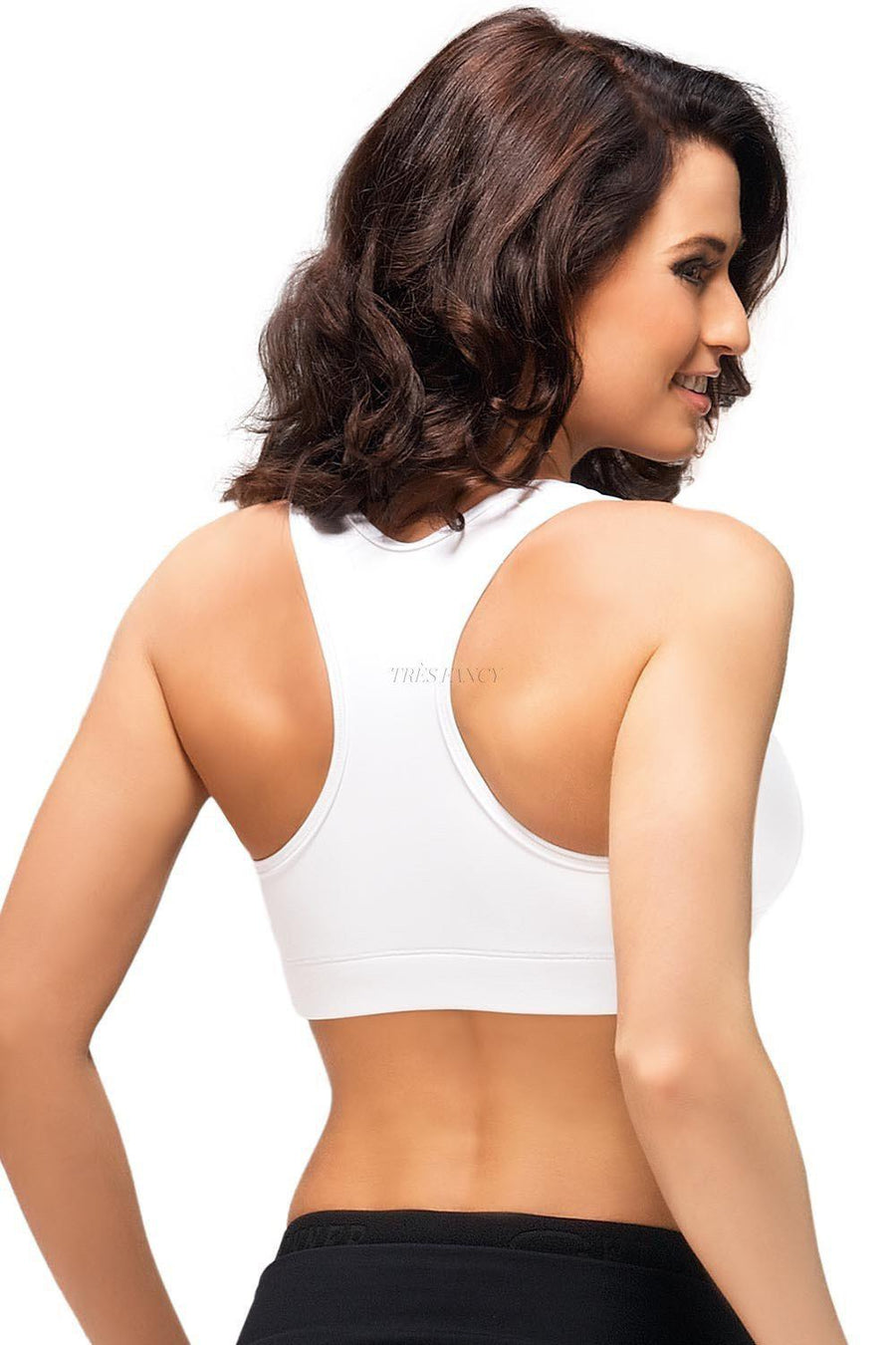 Bra 58593 GWINNER-Seamless, Shaping & Slimming Bras, Tops-GWINNER-white-L-TRESFANCY