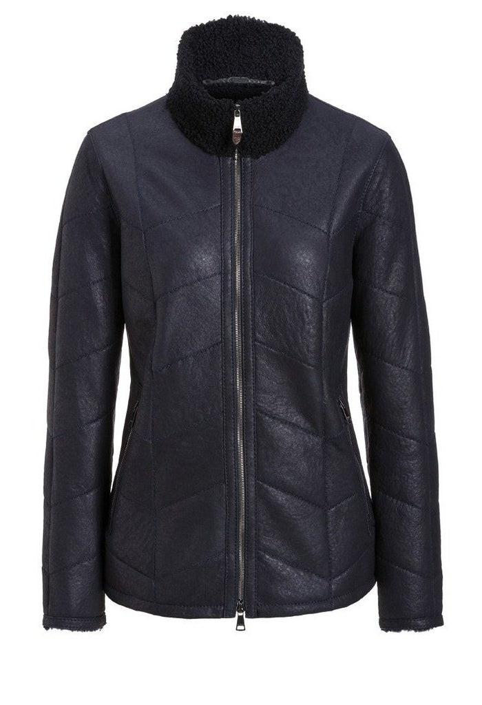 Claire-Women - Apparel - Outerwear - Jackets-Boberck Since 1970-Black-34-Très Fancy