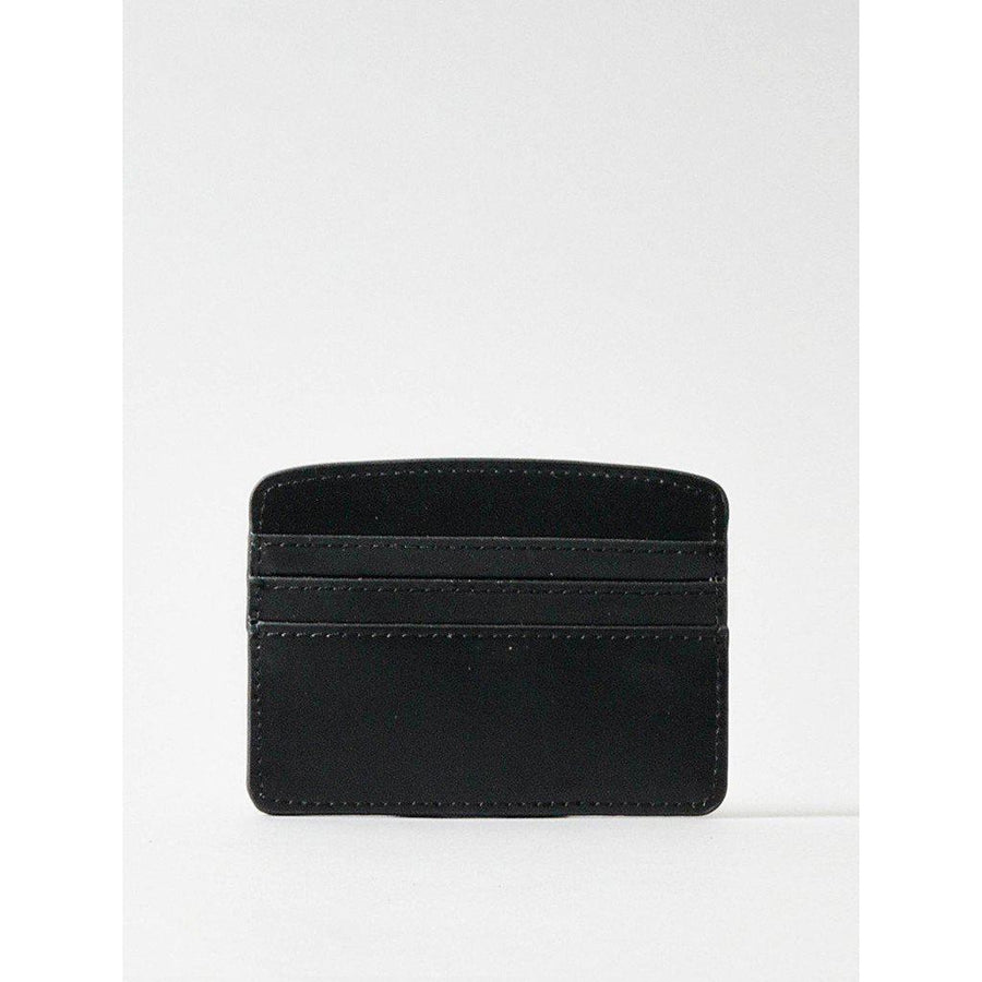 Card Case Black-Women - Accessories - Wallets & Small Goods-Paperthinks Europe-TRESFANCY