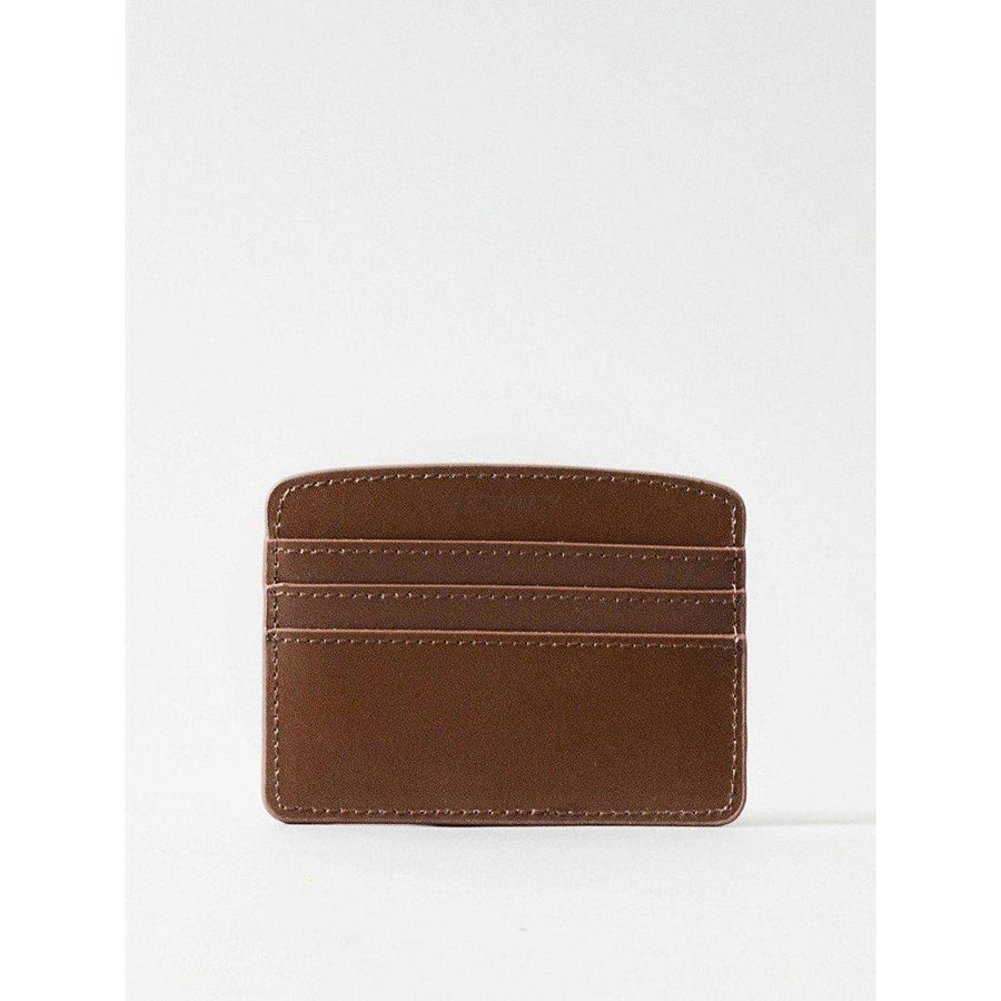 Card Case Tan-Women - Accessories - Wallets & Small Goods-Paperthinks Europe-TRESFANCY