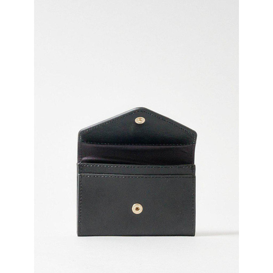 Card Envelope Black-Women - Accessories - Wallets & Small Goods-Paperthinks Europe-TRESFANCY