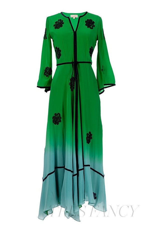 Cate Dress-Women - Apparel - Dresses - Casual-Lavanya Coodly-Green-Small-TRESFANCY