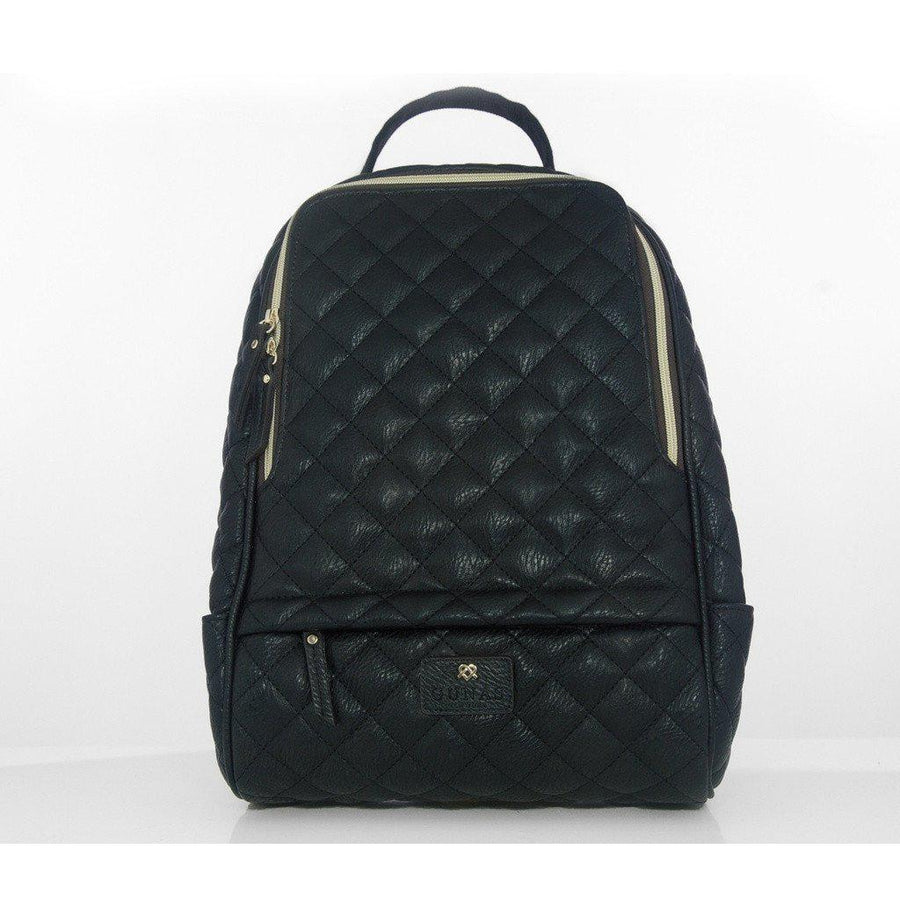 Cougar Quilted-Women - Bags - Backpacks-GUNAS NEW YORK-Très Fancy