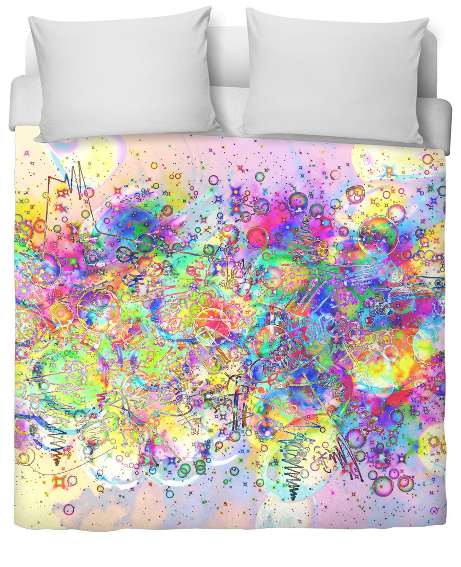 BAF Beautiful Duvet Cover-Duvet Covers-FaceGlue-Twin-Très Fancy