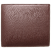 8 CC Small Buffed Calf Leather Billfold Wallet Brown-Men - Accessories - Wallets & Small Goods-72 Smalldive-Très Fancy