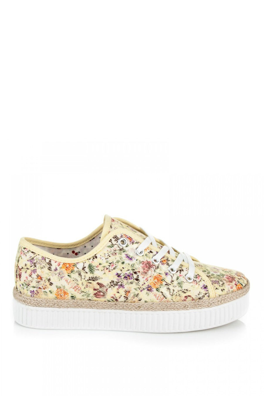 Espadrille 75663 Zoki-Women`s Athletic Shoes, Trainers, Sneakers-Zoki-Très Fancy