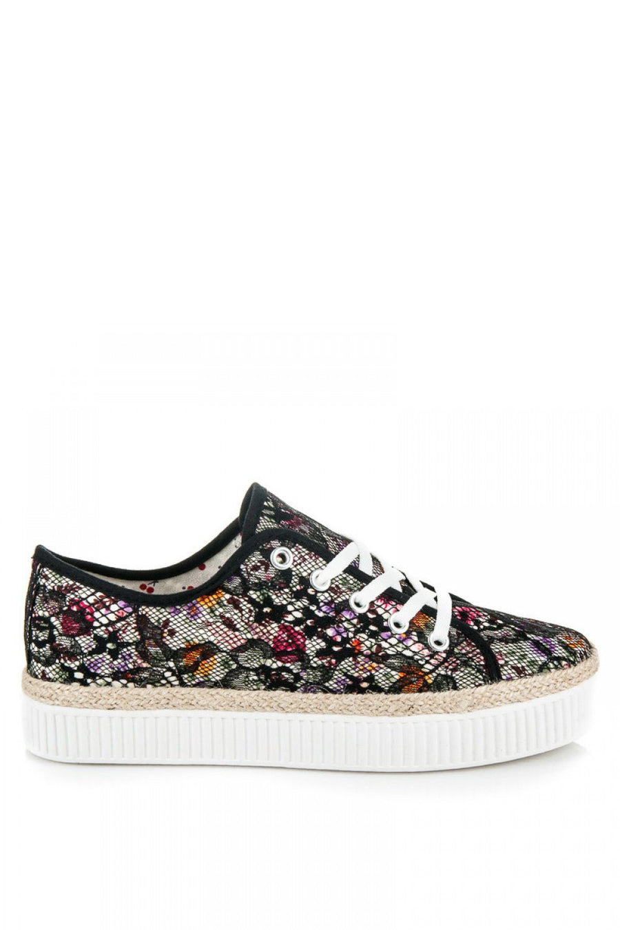 Espadrille 75664 Zoki-Women`s Athletic Shoes, Trainers, Sneakers-Zoki-Très Fancy