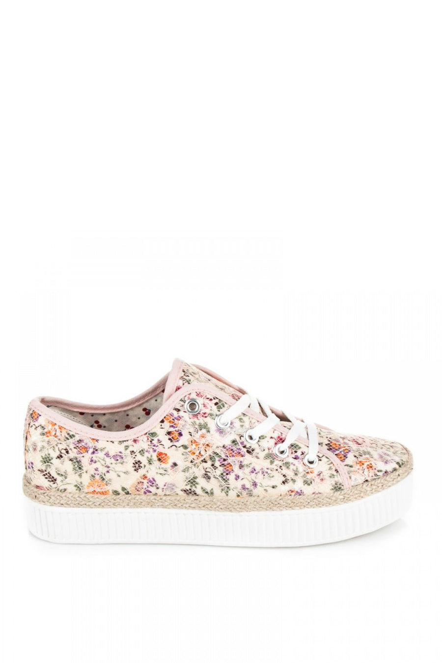 Espadrille 75665 Zoki-Women`s Athletic Shoes, Trainers, Sneakers-Zoki-Très Fancy