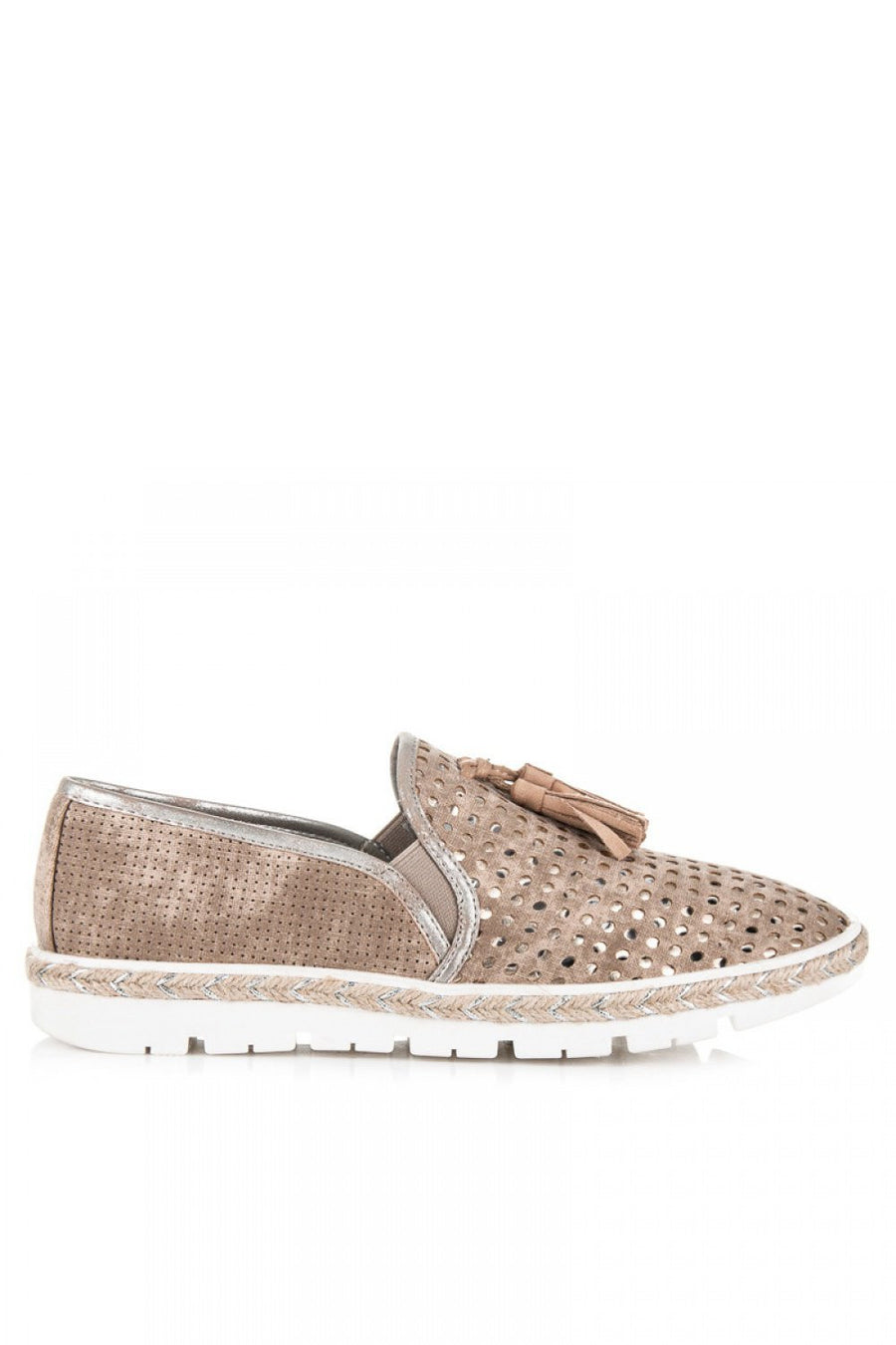 Espadrille 78524 Zoki-Women`s Athletic Shoes, Trainers, Sneakers-Zoki-Très Fancy