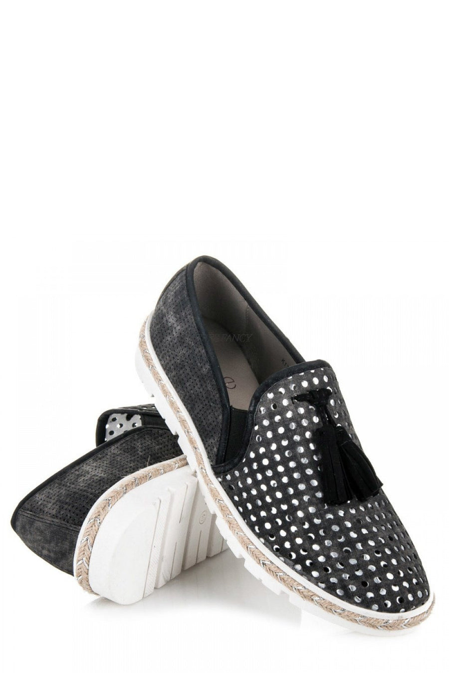 Espadrille 78526 Zoki-Women`s Athletic Shoes, Trainers, Sneakers-Zoki-Très Fancy