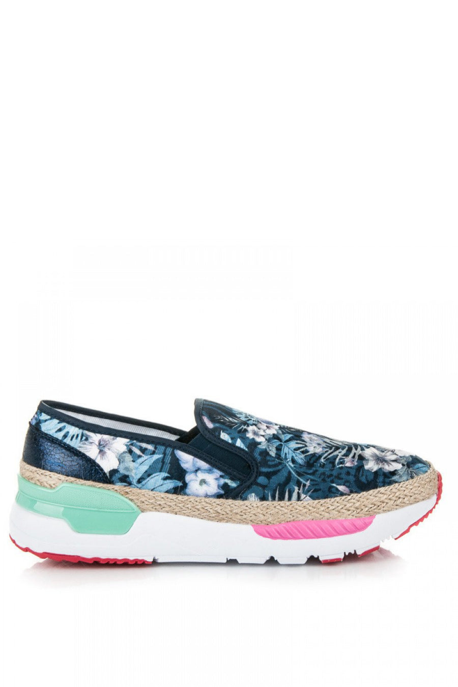 Espadrille 78532 Zoki-Women`s Athletic Shoes, Trainers, Sneakers-Zoki-Très Fancy