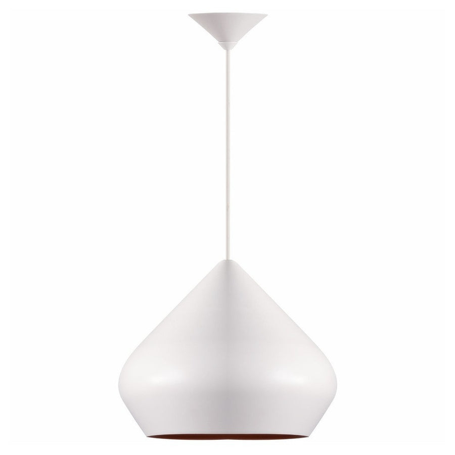 Reproduction of Beat Shade Stout Pendant Lamp - White | GFURN-Home - Furniture-GFURN Design Furniture-Très Fancy