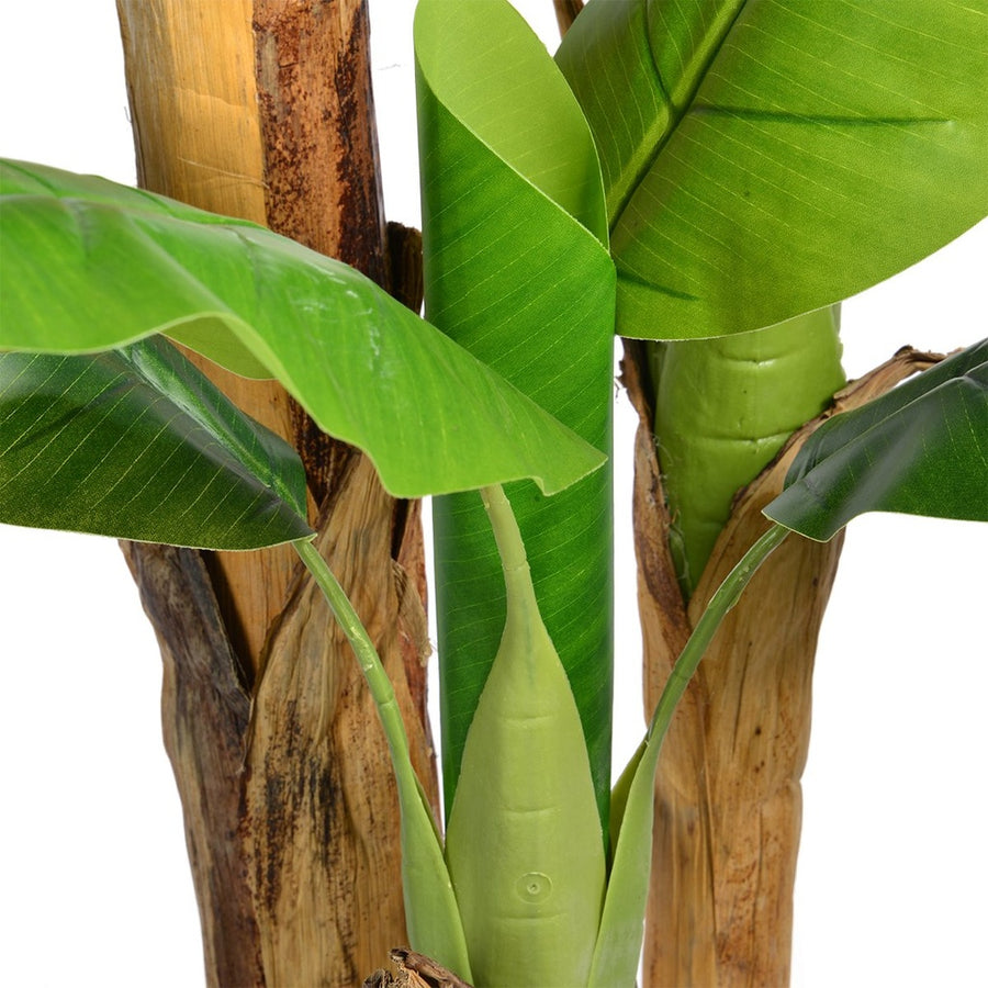 "60""H Artificial Banana Tree with Burlap Kit-Home - Homeware-Minx NY-Très Fancy"