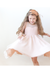 Pink Sweetheart flower girl dress 5005