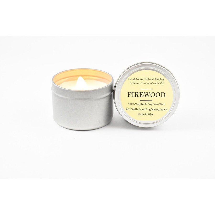 Firewood Travel Tin-Home - Candles-James Thomas Candle Co-Très Elite