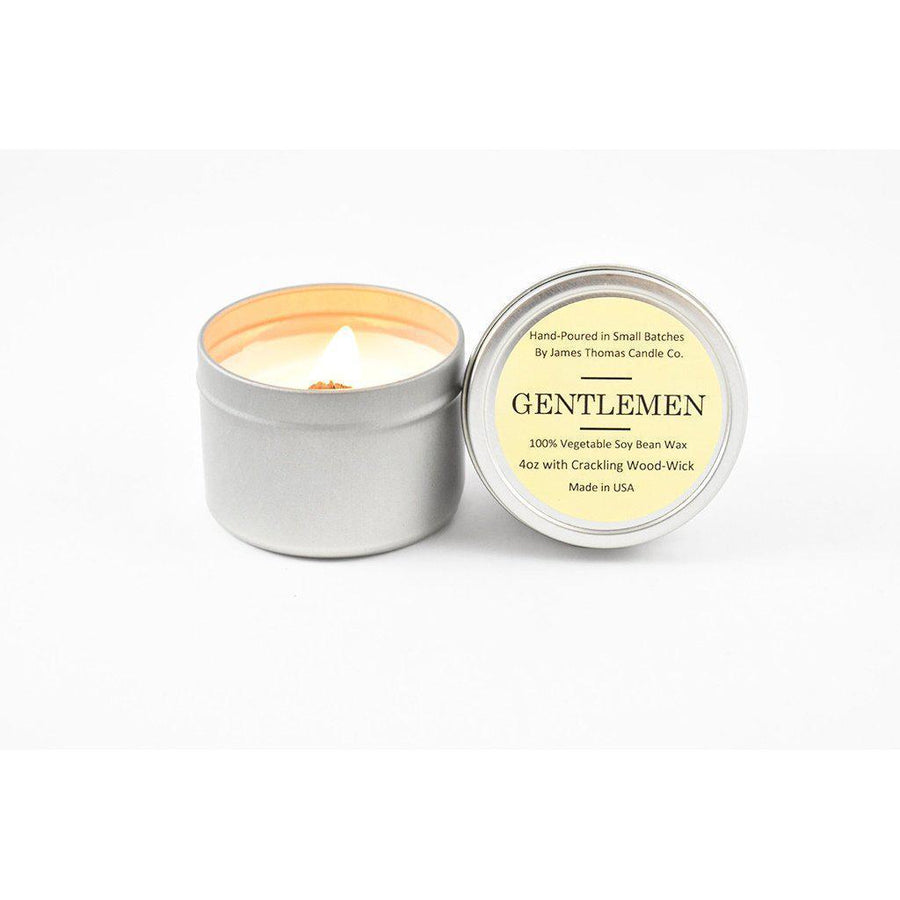 Gentlemen Travel Tin-Home - Candles-James Thomas Candle Co-Très Elite