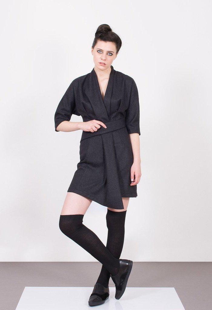 Kimono dress-Women - Apparel - Dresses - Day to Night-Rosica Mrsik-34-Très Fancy