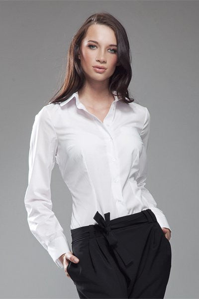 Long sleeve shirt 10505 Nife-Shirts for Women-Nife-Très Fancy