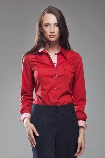 Long sleeve shirt 10513 Nife-Shirts for Women-Nife-Très Fancy