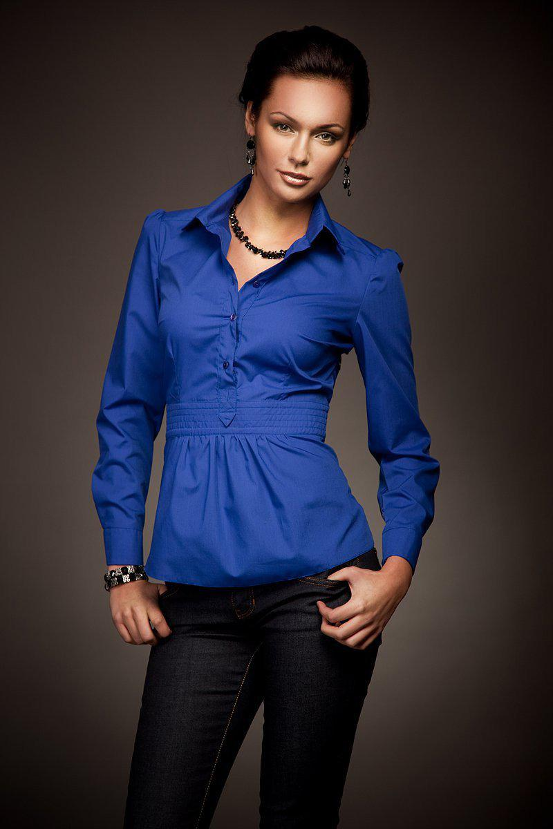 Long sleeve shirt 5403 Nife-Shirts for Women-Nife-Très Fancy