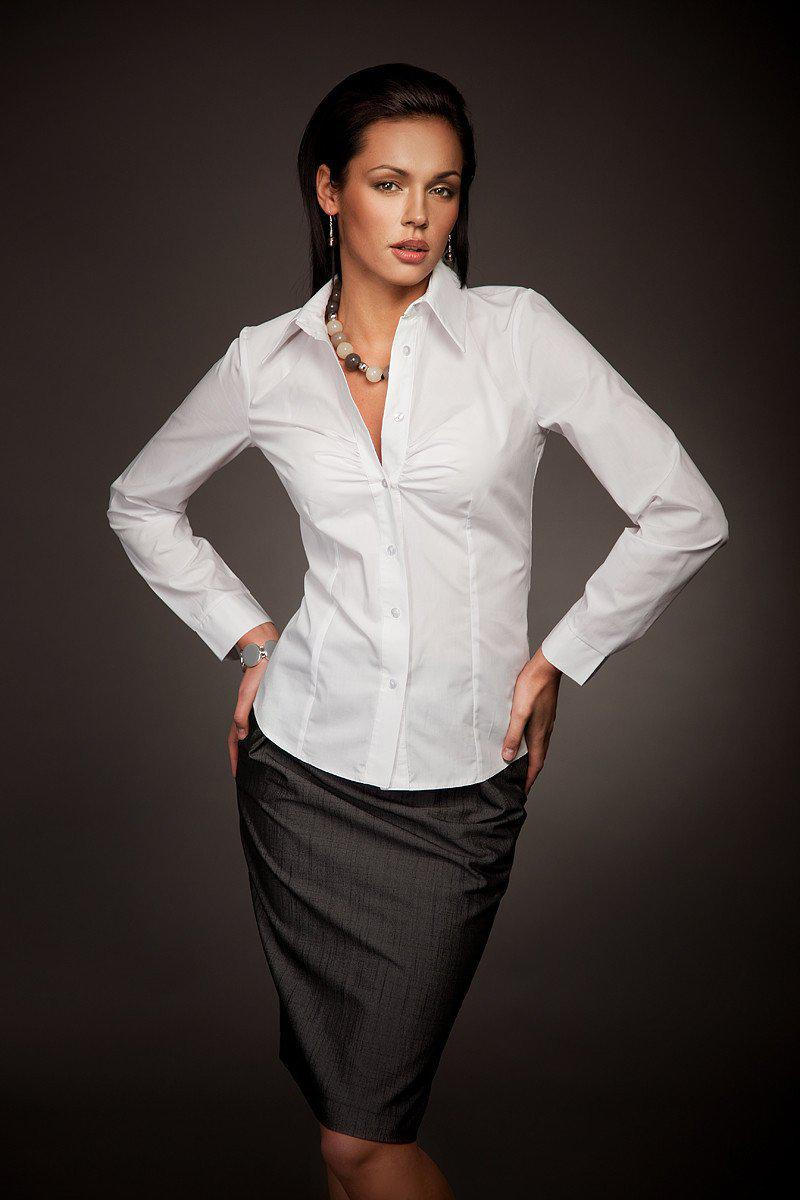 Long sleeve shirt 5406 Nife-Shirts for Women-Nife-Très Fancy