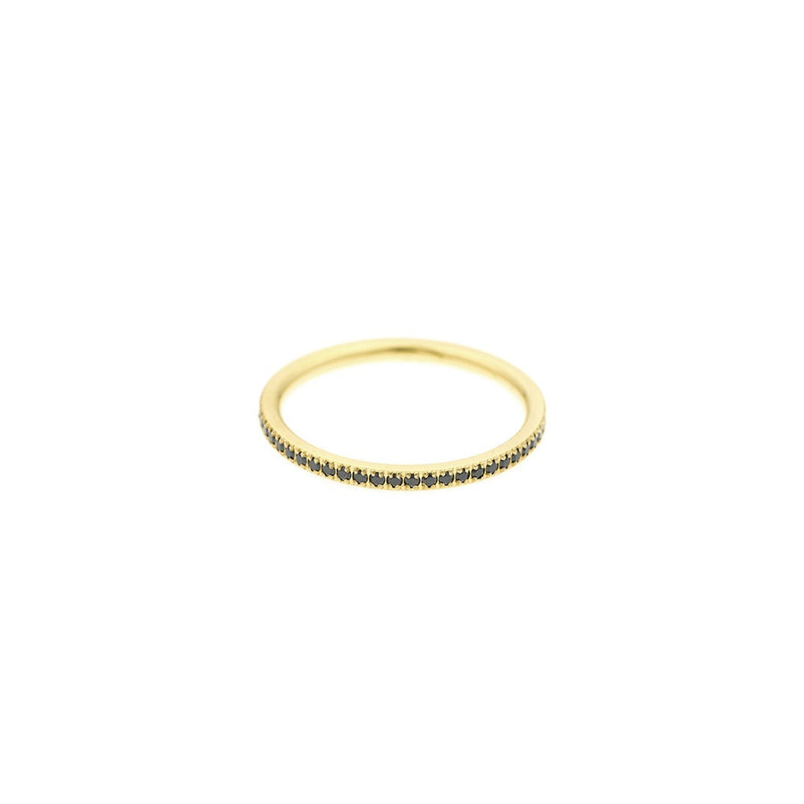 Mister LLC-Mister Parallel Gem Ring - Gold-Men - Jewelry - Rings-Très Fancy - Duty Free Canada, Worldwide shipping