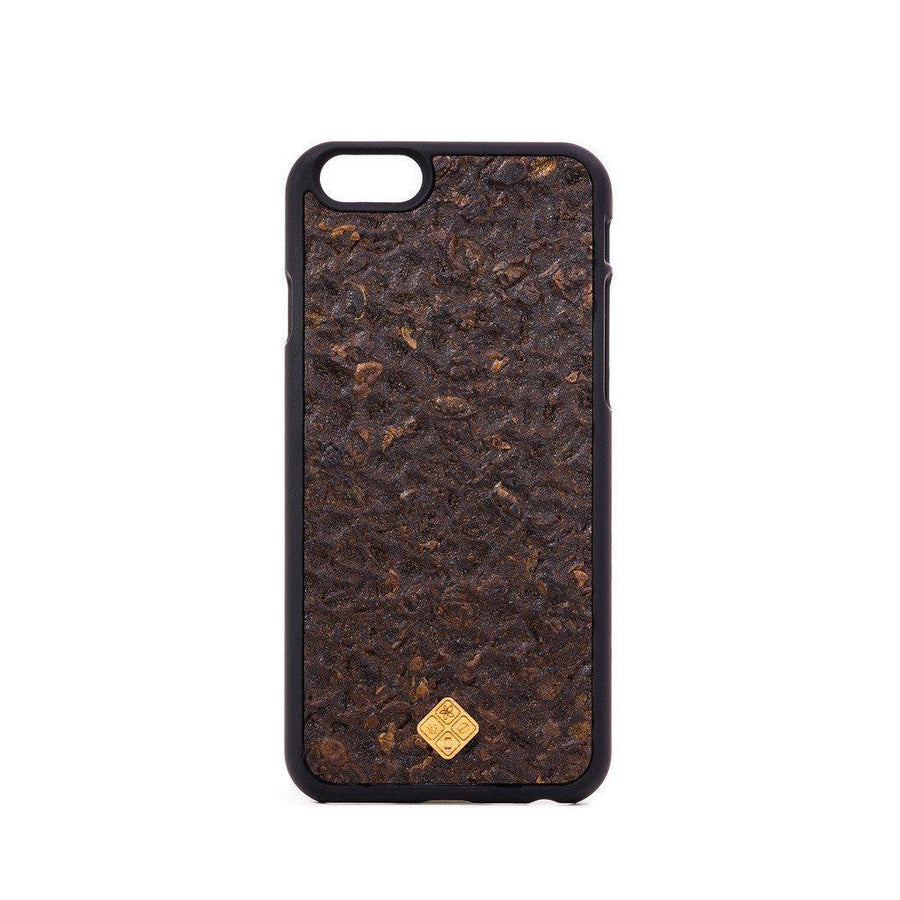 MMORE Organika Coffee Apple iPhone case-Men - Accessories - Tech Accessories - Phone Cases-MMORE Cases - Ziga Lunder s.p.-Black-iPhone 5/5S/SE-Très Fancy