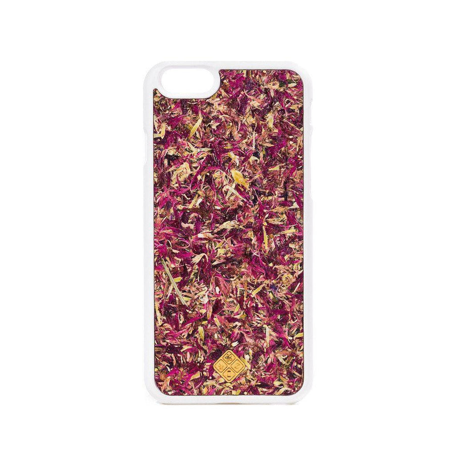 MMORE Organika Roses Phone case-Women - Accessories - Tech Accessories - Phone Cases-MMORE Cases - Ziga Lunder s.p.-Black-iPhone 5/5S/SE-Très Fancy