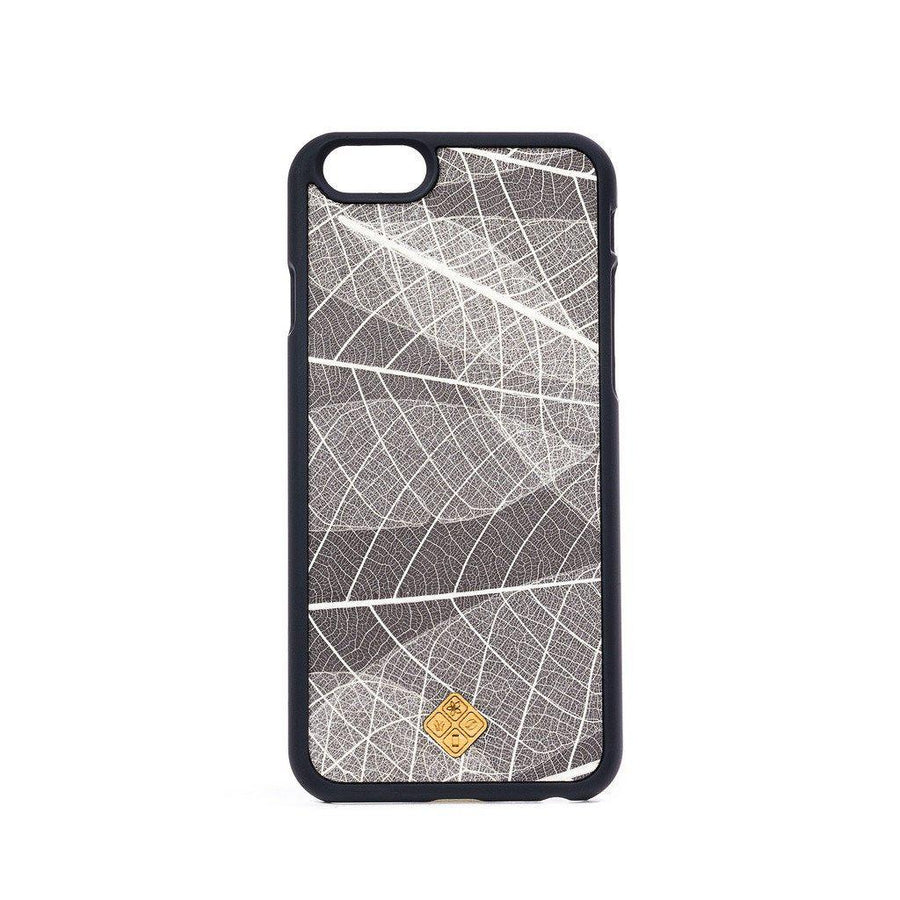 MMORE Organika Skeleton Leaves Phone case-Men - Accessories - Tech Accessories - Phone Cases-MMORE Cases - Ziga Lunder s.p.-Black-iPhone 5/5S/SE-Très Fancy