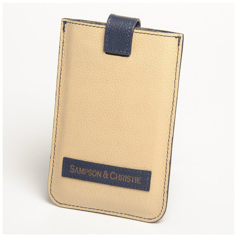 Phone Case, Asscher-Men - Accessories - Tech Accessories - Phone Cases-Sampson & Christie-Très Fancy