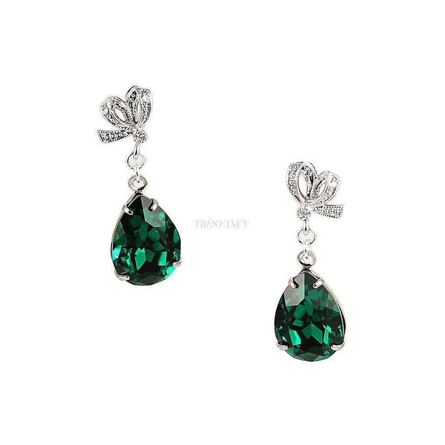 Cynthier-Sabrina Earrings, aquamarine-Women - Jewelry - Earrings-Très Fancy - Duty Free Canada, Worldwide shipping