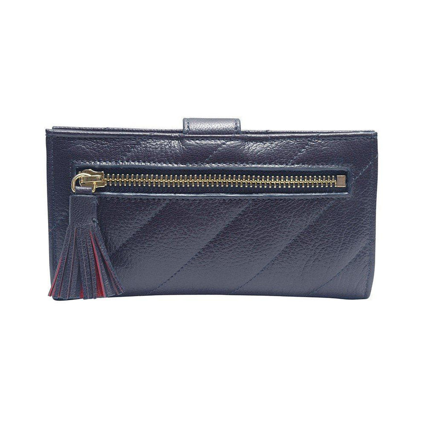 Sayoko Slim Clutch Wallet