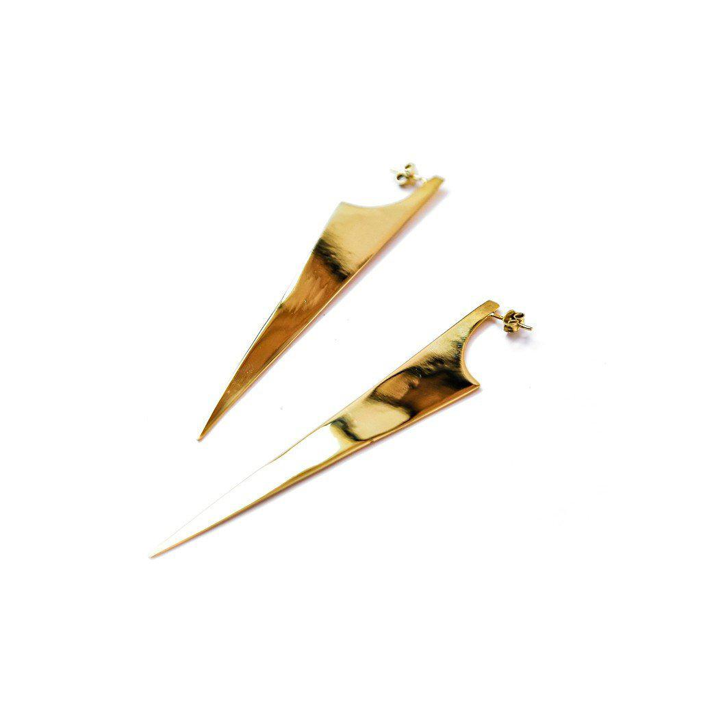 Spike earrings-Women - Jewelry - Earrings-BISJOUX-TRESFANCY