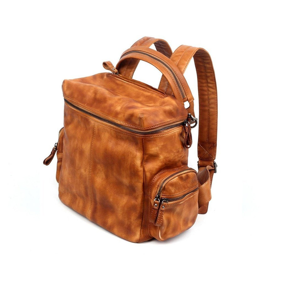 Spring Lark Leather Backpack