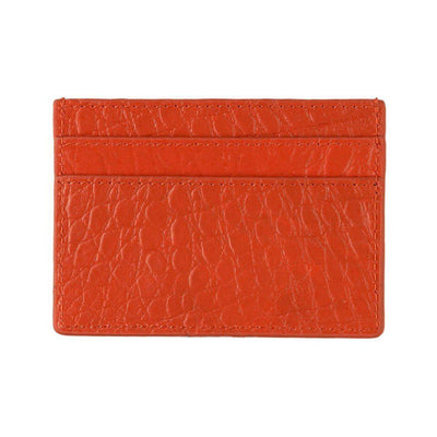 Stephanie Card Holder - Orange-Women - Bags - Clutches & Evening-Holly Scott-white-L-Très Fancy