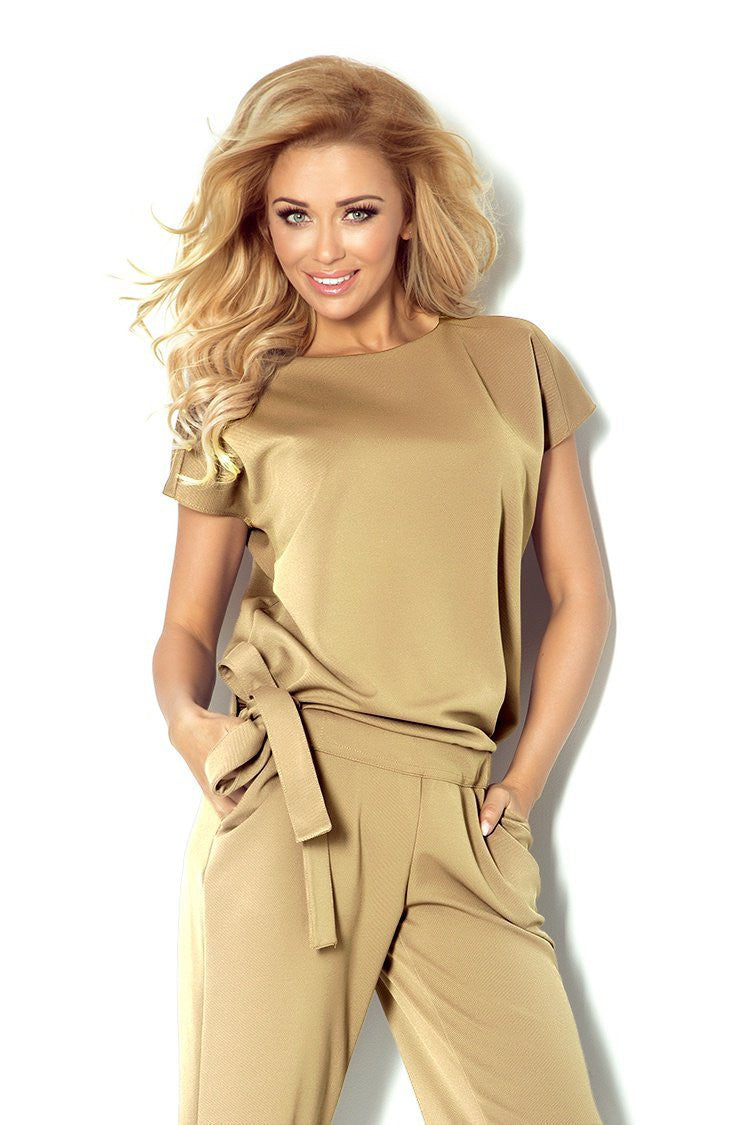 Suit 48993 Numoco, Playsuits and Jumpsuits for Women, Numoco, Très Fancy, beige, XXXL, , , 48993, [fashion_accessories_online_shopping_canada]
