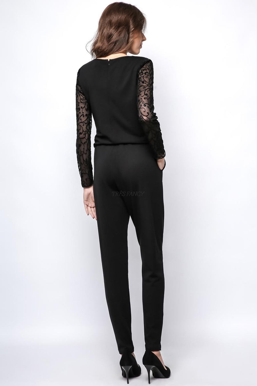 Suit 66789 Enny, Playsuits and Jumpsuits for Women, Enny, Très Fancy, black, 38, , , 66789, [fashion_accessories_online_shopping_canada]
