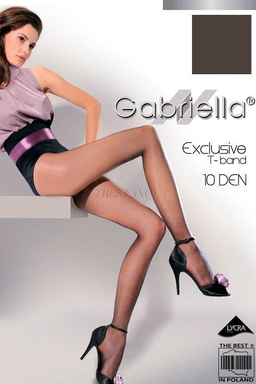 Tights 29280 Gabriella-Hosiery & Legwear, Stockings and Tights for Women-Gabriella-TRESFANCY