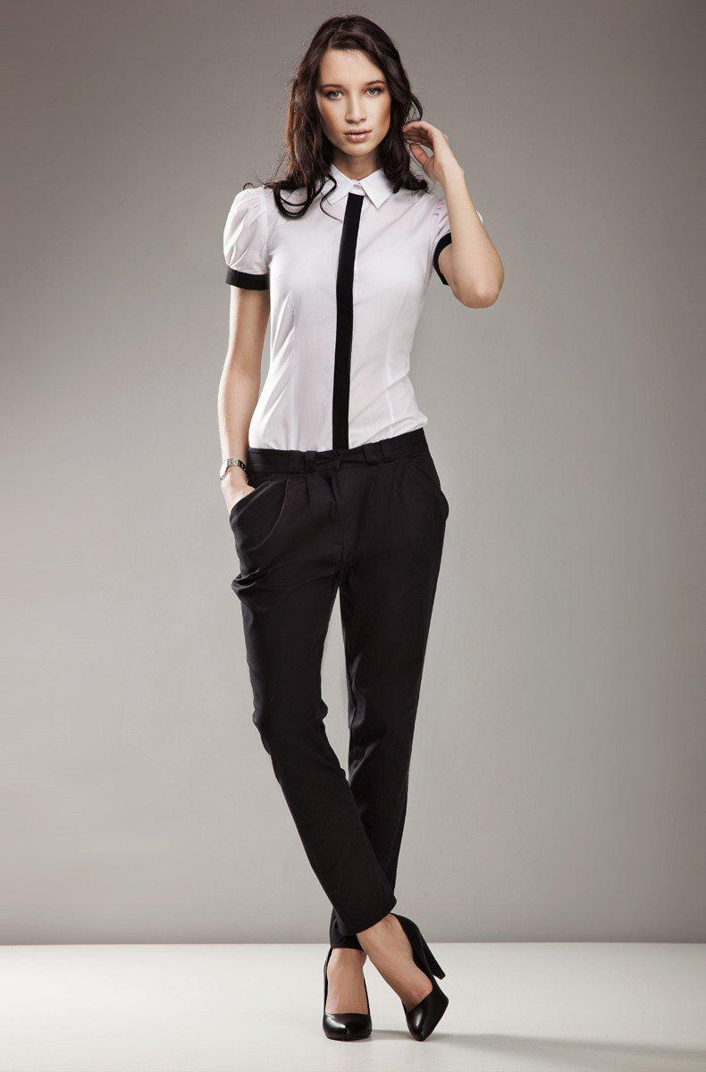 Trousers 9228 Nife-Formal Trousers for Ladies-Nife-TRESFANCY