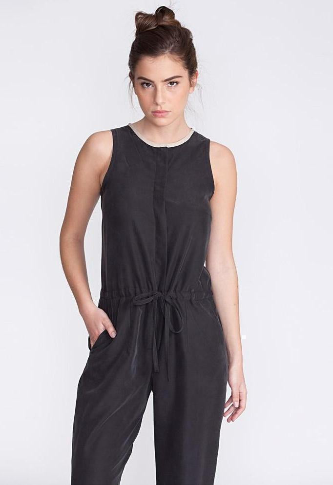 Womens jumpsuit, black, Women - Apparel - Other Apparel - Jumpsuits/Rompers, Andy Ve Eirn, Très Fancy, Black, small, , , cafd9e69-Black-small, [fashion_accessories_online_shopping_canada]