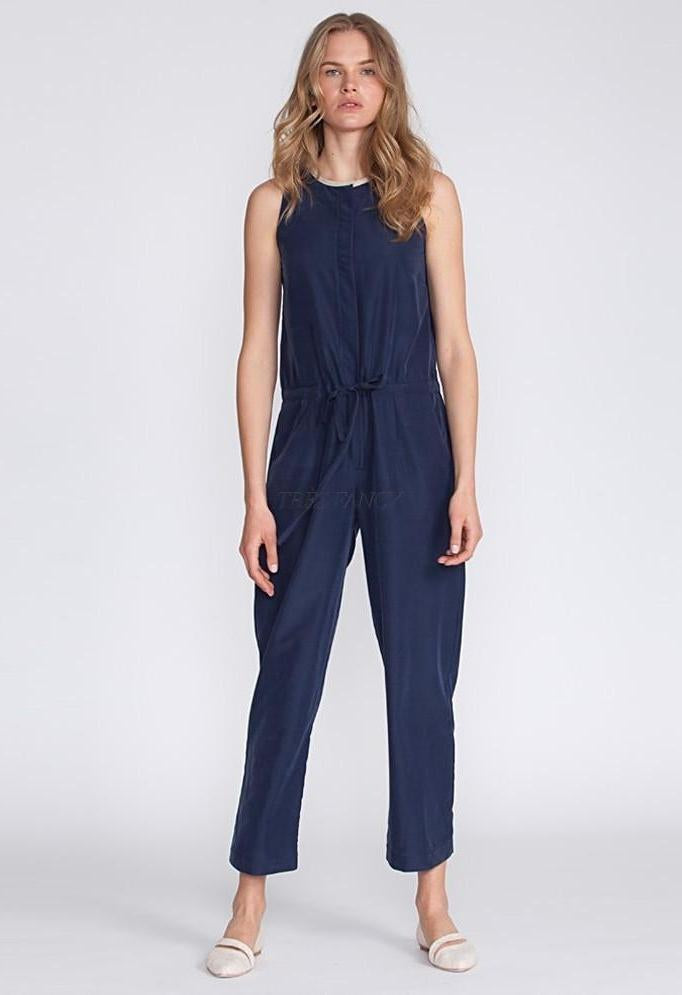 Womens jumpsuit, blue, Women - Apparel - Other Apparel - Jumpsuits/Rompers, Andy Ve Eirn, Très Fancy, Blue, small, , , 92e6f8e5-Blue-small, [fashion_accessories_online_shopping_canada]